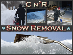 CNR - Snow Plowing and Removal Services