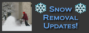 Snow Removal - Updates - Snow Plowing - CN'R Lawn N' Landscape
