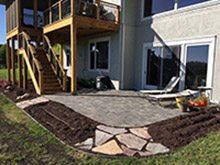 CN'R Lawn N' Landscape Paver Patio, Mulch, Stepping Stones, Pavers, Edging